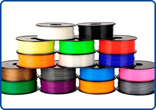 Filamentos para impresora 3D: Diferencias entre tipos y usos
