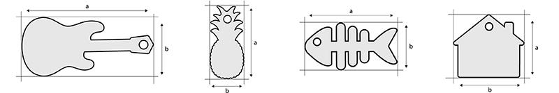 Cálculo superficie
