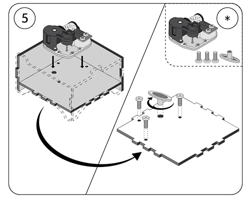 Music box assembly instructions