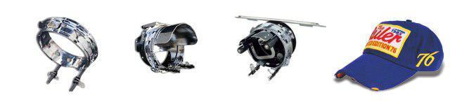 Bastidor y mecanismo para bordado de gorras