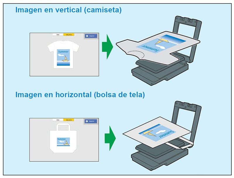 Dirección de la imagen y el tejido