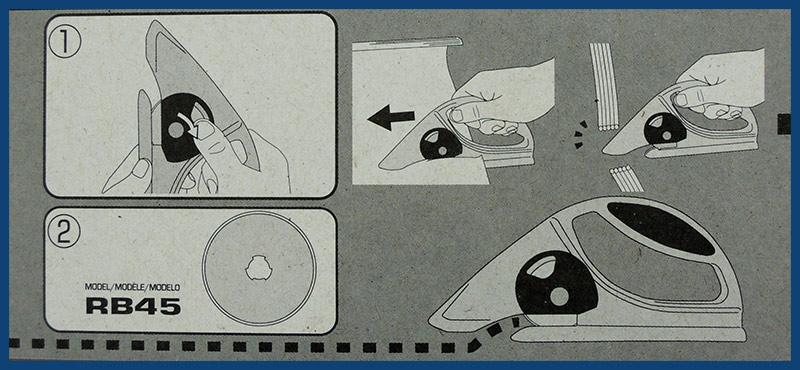 Recomendaciones de uso del cútter para linóleo y alfombras